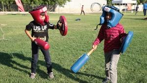 Köyler sporla buluşuyor