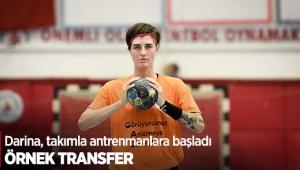 Örnek Transfer