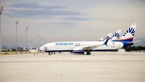SunExpress, Anadolu- Avrupa uçuş ağını genişletiyor