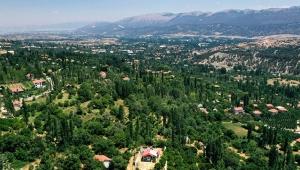 Türkiye'nin en güzel yaylalarından biri Gömbe