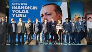 AK Parti Serik'te seçim