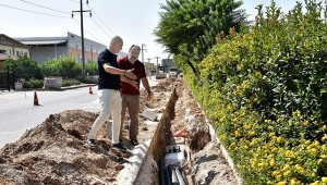 Antalya OSB, enerji nakil hatlarını yer altına alıyor