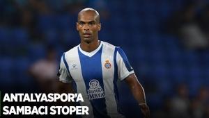 Antalyaspor'a Sambacı stoper