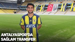 Antalyaspor'da Sağlam transfer