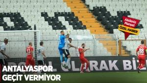 ANTALYASPOR GEÇİT VERMİYOR