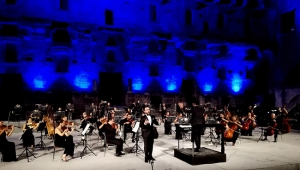 Aspendos Festivali sona erdi