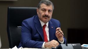 Bakan Koca, Samsun'da açıklamalarda bulundu