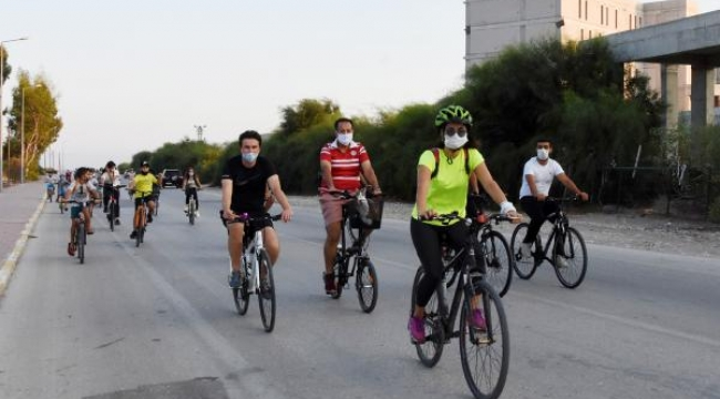 Bisikletle şehir turu