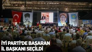 İYİ Parti'de Başaran il başkanı seçildi
