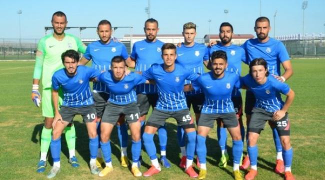 Kestelspor'da ilk heyecan