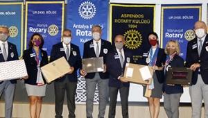 Rotaryenlerden anlamlı destek