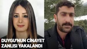Toprağa gömülü bulunan Duygu'nun cinayet zanlısı yakalandı