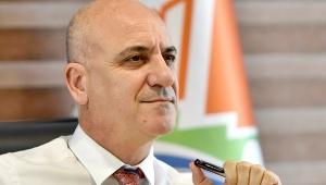 'Yüzde 9,9'luk daralma, Antalya'yı yansıtmıyor'