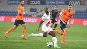 Antalyaspor farklı yenildi