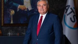 ATSO Başkanı Çetin'den 29 Ekim mesajı