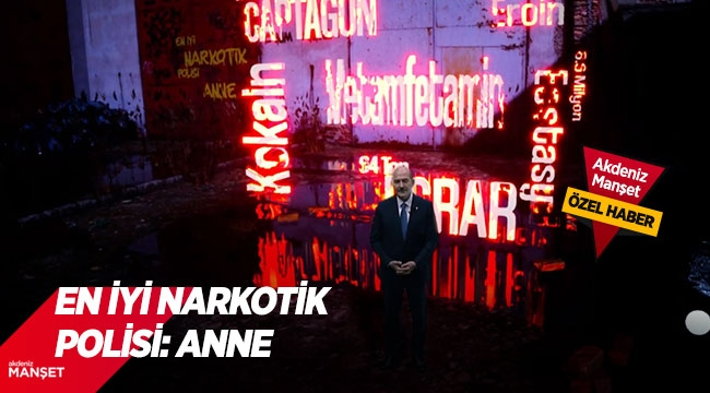 En iyi narkotik polisi: ANNE