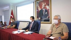 Kaş Belediyesi'nin 2021 bütçesi kabul edildi