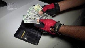 Kırgızistanlı 2 kişi, 'sahte' dolarla yakalandı