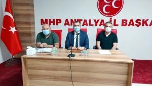 MHP'li Durgun'un A takımı belli oldu