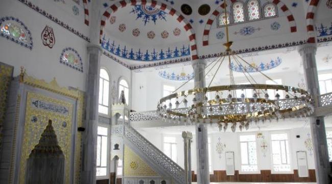 Serik Merkez Camii'nde sona yaklaşıldı
