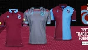 Trabzonspor Formalarında En Yeni Modeller