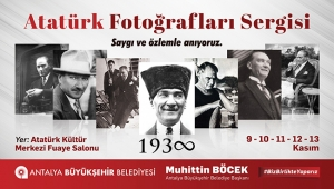 Büyükşehir'den Atatürk Sergisi