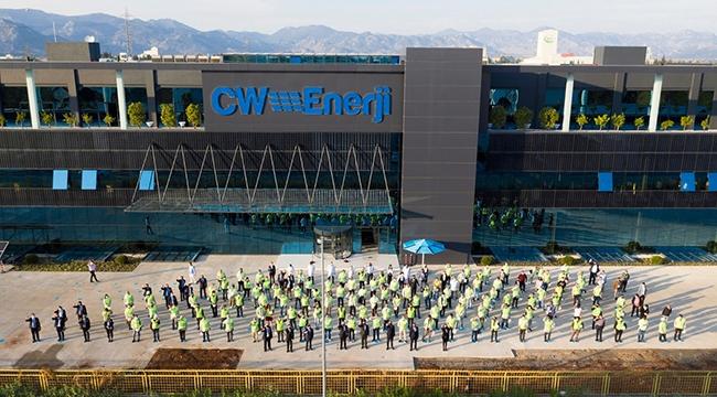 CW Enerji bayilerini ağırladı