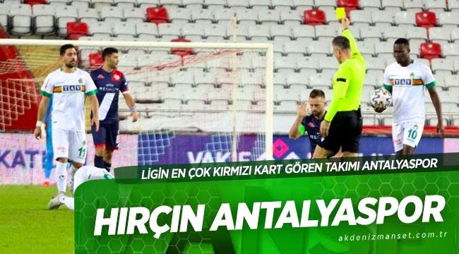 Hırçın Antalyaspor
