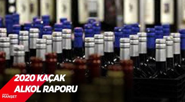 2020 kaçak alkol raporu