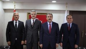BBP İl Başkanı Murat Barış oldu