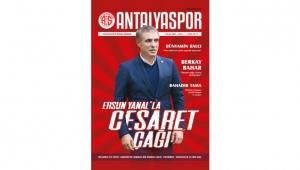 Kapak röportajı Ersun Yanal