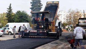 Mahallede yenilenecek son 3 sokak