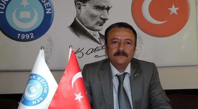 Türk Eğitim-Sen'den yarıyıl değerlendirmesi