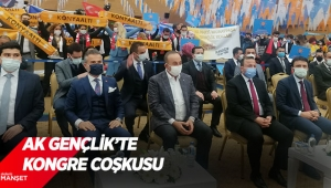 AK Gençlik'te kongre coşkusu
