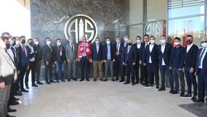 Antalyaspor'da yönetimtoplanıyor