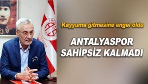 ANTALYASPOR SAHİPSİZ KALMADI