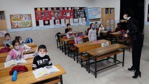 Köy okulları açıldı