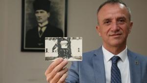 Atatürk'ün Antalya'daki orijinal fotoğrafı