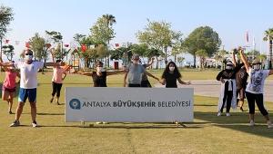 Büyükşehir'den spora davet