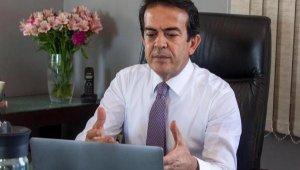Çandır'dan yatırımcılara Antalya çağrısı