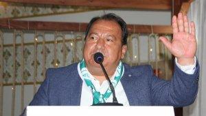 Kulüp Başkanı Aksu koronavirüse yakalandı