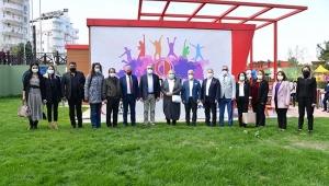 ODTÜ Gençlik Parkı açıldı