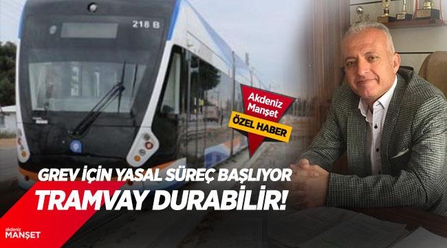 TRAMVAY DURABİLİR!