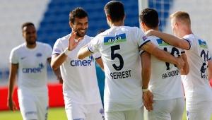 Kasımpaşa - Alanyaspor: 3-0