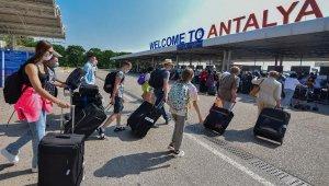 2 günde 20 bin Rus turist geldi