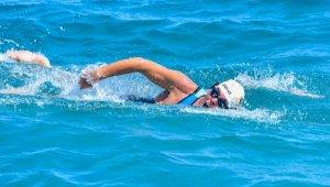 66 yaşındaki yüzücüden rekor denemesi