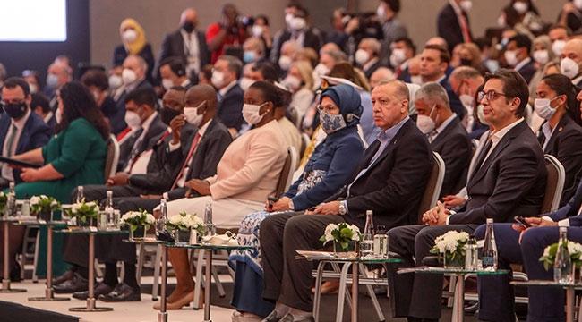 Antalya Diplomasi Forumu, pandemide katılımlı en büyük etkinlik oldu