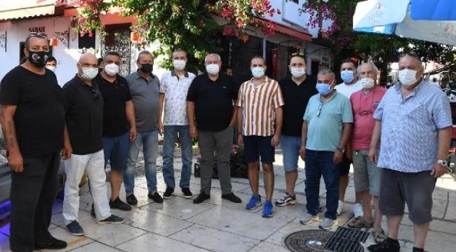ATSO Başkanı Çetin: Kapanış saatleri 24.00'e uzamalı