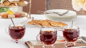 Birbirinden Zarif Çay Fincanı
