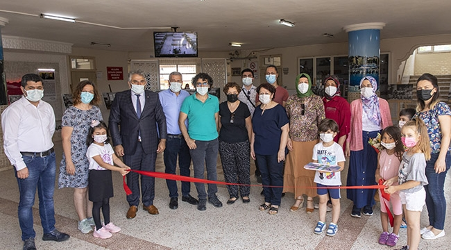 Fotoğraflarla pandemide eğitim
